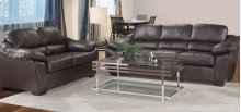 3825 Leather Loveseat