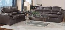 3825 Leather Sofa