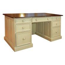 Pine Executive Desk