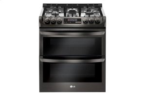 6.9 cu. ft. Smart wi-fi Enabled Gas Double Oven Slide-In Range with ProBake Convection® and EasyClean® Product Image