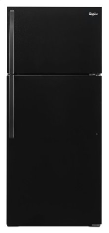 "Whirlpool 28"" Wide Top-Freezer Refrigerator with Freezer Temperature Control"
