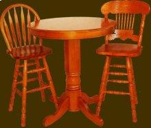 Veneer Pub Table