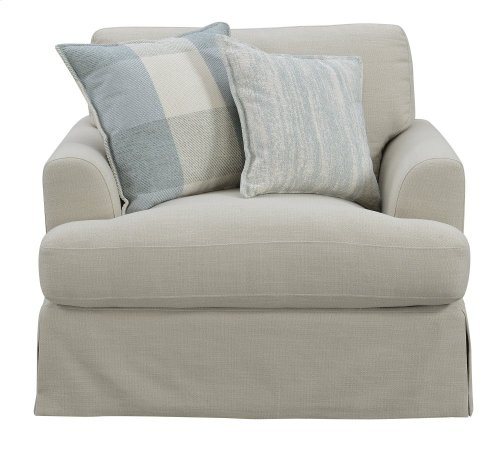 Emerald Home Charlotte Accent Chair Natural U3480-02-09