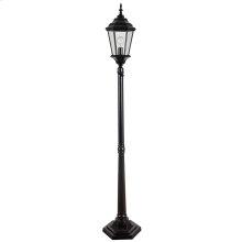 Villa - Portable Post Lantern