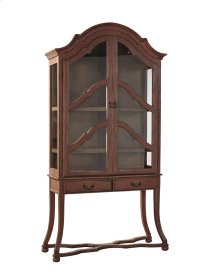 Red Fayette Cabinet