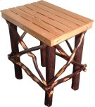 Side Table; Hickory/Oak Product Image