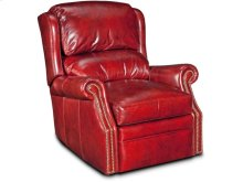 Bancroft Wall-Hugger Recliner W/Brass Nails
