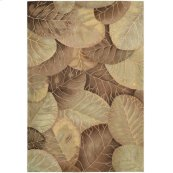 Tropics Ts12 Brngr Rectangle Rug 5'3'' X 8'3''