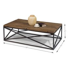Dockworker Board Coffee Table