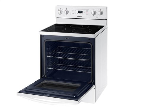 5.9 cu. ft. Freestanding Electric Range with Two Dual Power Elements