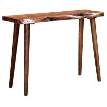 Arnav Console Table in Walnut