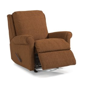 Macy Fabric Rocking Recliner