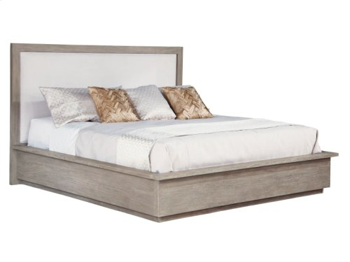 Berkeley Heights Upholstered Panel California King Bed