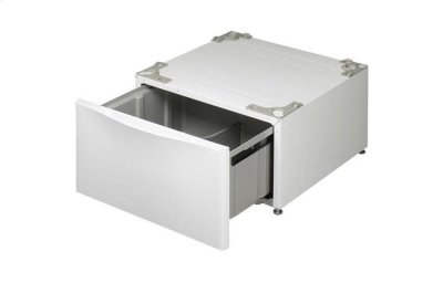 Laundry Pedestal - White Product Image