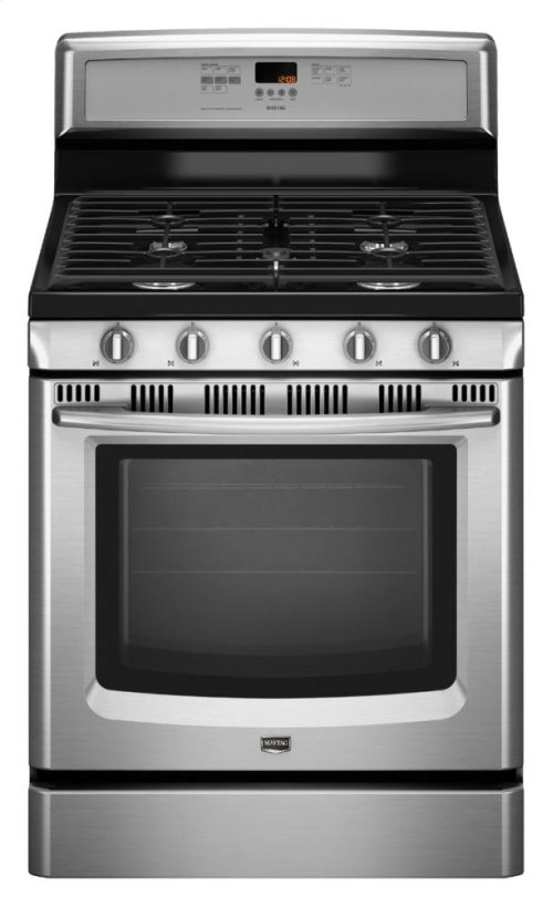 Gas Range with EvenAir Convection