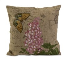 Cabrera Embroidered Accent Pillow