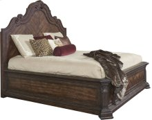 Corina Panel Bed (King)