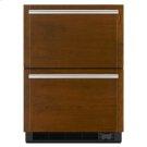 "Panel-Ready 24"" Refrigerator/Freezer Drawers Product Image"