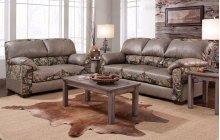 Mo Crazyhorse Gray Sofa