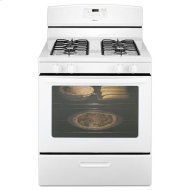 Refurbished 30-inch Gas Ranges with Various Colors and Brands
