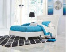 Queen Vouge Platform Bed