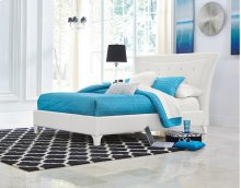 Queen Vouge Platform Bed