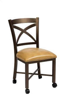 Edmonton DC713H18WC Bar Stool