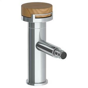 Deck Mounted Monoblock Bidet Mixer Product Image