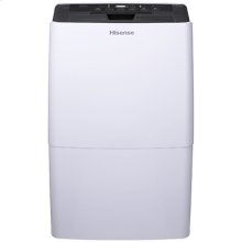 70-Pint Capacity, 1000 sq. ft. coverage, 2-Speed HiSmart™ Dehumidifier
