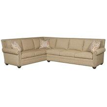 Simpson Left Arm Corner Sofa 651-LCS
