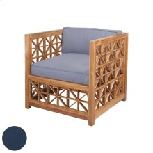 Vincent Lattice Outdoor Chair Cushions