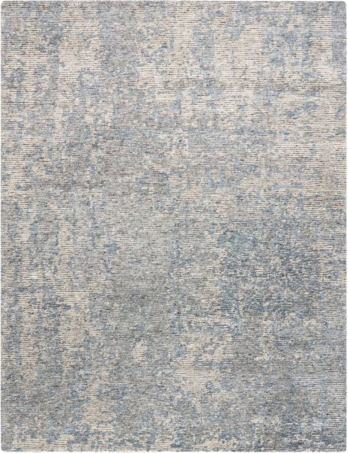 Ellora Ell04 Graphite Rectangle Rug 7'9'' X 9'9''