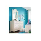 Summerset - Ivory Vertical Mirror Product Image