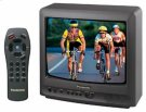 """13"""" Diagonal TV with Easicon Remote Control Product Image"""