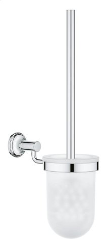Essentials Authentic Toilet Brush Set