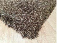 2 Tone brown Rug