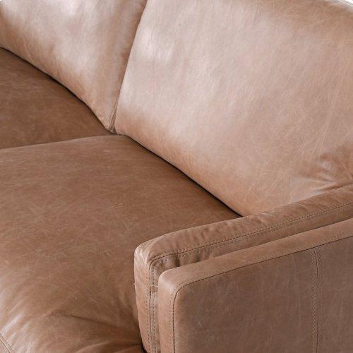 Francis Sofa-natural Washed Clay