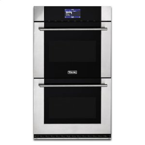 "Viking30"" Double Thermal-Convection Oven - MVDOE630SS Virtuoso 6 Series"