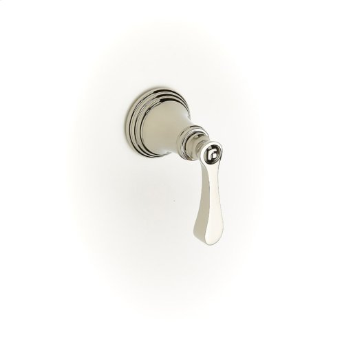 Volume Control and Diverters Berea Series 11 Polished Nickel