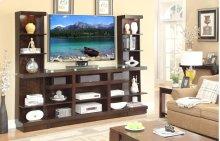 Novella Curio Pier Cabinets(2)