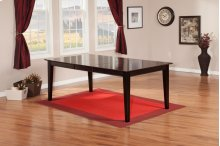Montreal Dining Table 36x60 in Espresso