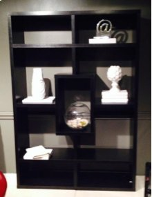 Contemporary Block Wall Unit