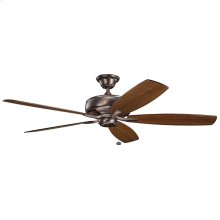 "Terra Collection 60"" Terra Ceiling Fan OBB"