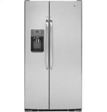 GE® ENERGY STAR® 25.9 Cu. Ft. Side-By-Side Refrigerator