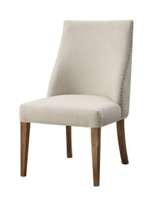 Side Chair Upholstered Seat & Back-setup