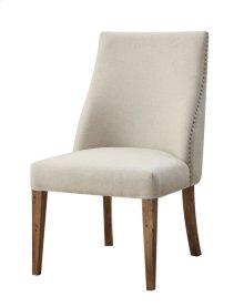 Side Chair Upholstered Seat & Back-setup