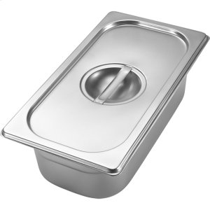 Warming Pan with Lid - 1/3 Size -