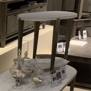 Liberty Furniture Industries  Chair Side Table