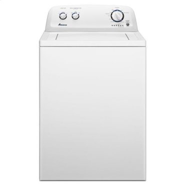 3.6 cu. ft. Top Load Washer with Increased Capacity - white