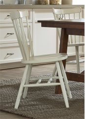 Copenhagen Side Chair - White